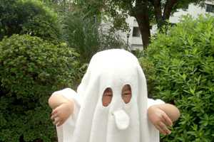 Your Child Can be Scarily Cute with These Ghost Towels