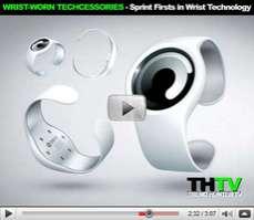 Wrist-Worn Techcessories - Sprint Firsts in Wrist Technology
