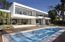 Boxy Open Concept Homes