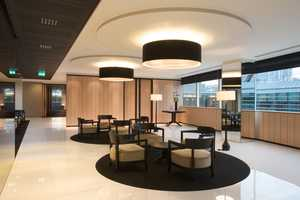 Orrick Herrington and Sutcliffe's London Offices Have a Great Atmosphere