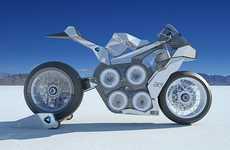 Emission-Free Racing Bikes