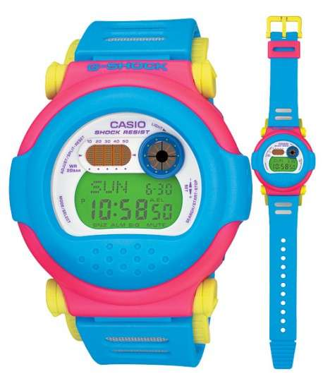 Neon G-Shock Watches