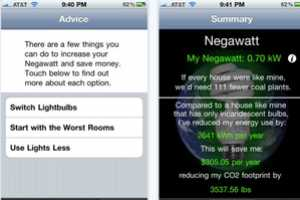 The Negawatt Application Helps You Become More Energy-Efficient