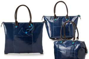 The Urban Junket Convertible Tote is Three Bags in One