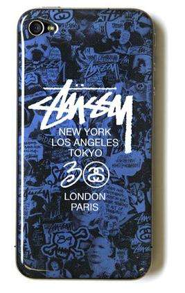 Stussy and zozotown