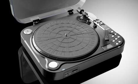 Lenco L 71 Turntable