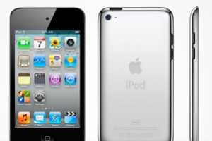 The New 2010 iPod Touch Resembles the iPhone 4