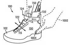 Self-Lacing Sneakers