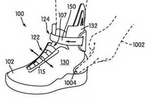 Nike Files Patent for the Shoe of the Future