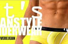 36 Men's Underwear Finds - Masculine Package Wraps Can be Fun, Funny and Functional
