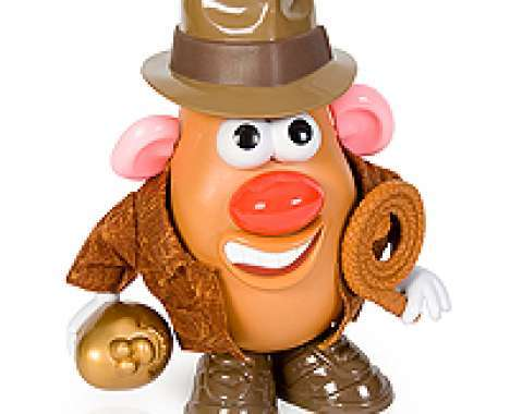 Mr Potato Head features