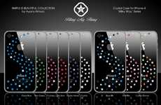 Flauntastic Apple Covers - 'Simple is Beautiful' with Bling My Thing