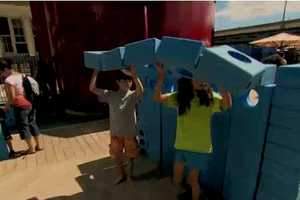 Children Design the Imagination Playground in NYC