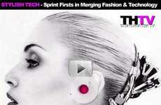 Sprint Firsts in Merging Technology and Fashion