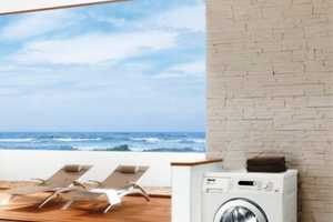 The Miele Smart Grid Washer Does Laundry When the Costs are Low