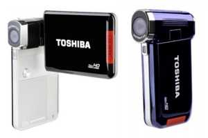 Toshiba Camileo P20 and S30 HD Cams for the Trigger-Happy Techie