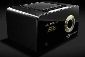 Rock Out with the MINI Rocks Sonoro Limited-Edition Internet Radio