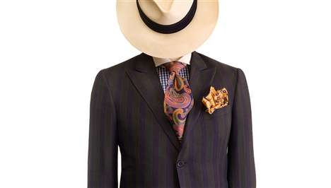 Classy Country Chic - The Adrian Jules Town & Country Line was Made for a Gentleman