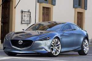 The Mazda Shinari Concept Car is Sure to Impress