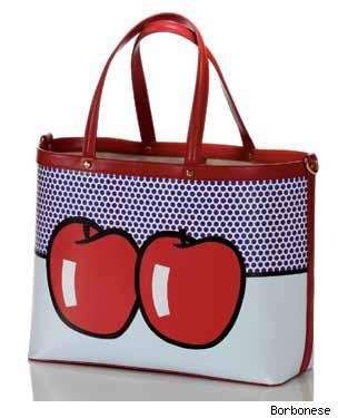 Collectible Pop Art Totes