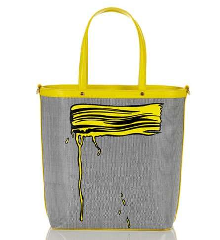 Barbonese Lichtenstein Art Collection Totes