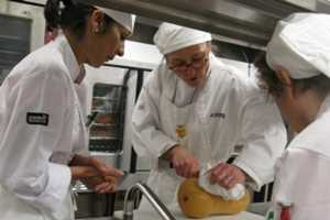 Chefs Teach Healthful School Lunch Preparation in Culinary Boot Camp