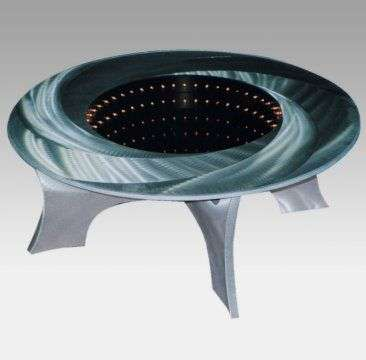 black hole coffee table
