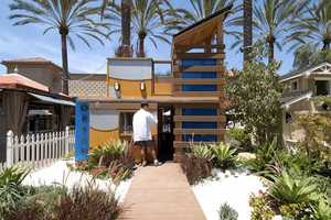 Net Zero Ocean Adventure Lab Playhouse will Raise Funds for Real Housing