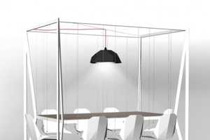 The Swing Table by Duffy London Brings Fun to Food Time
