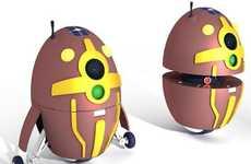 Egg-Shaped Robots