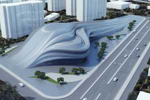 The Izmir Opera House Proposal from Nuvist Architecture & Design