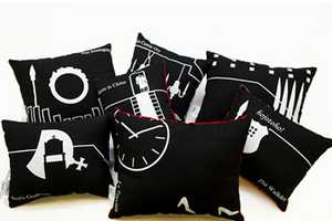 The Met Opera Pillow Collection is Super Chic