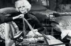 Vintage Glam Pictorials