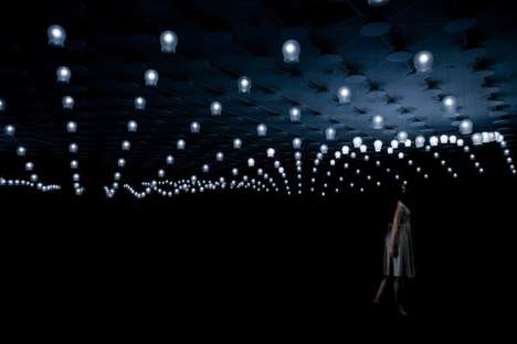 Furin light installation