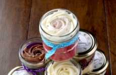 Travel-Friendly Confections - GDesserts 'Cupcakes in a Jar' Let You Eat on the Go