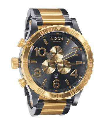 Nixon Gunship Watch