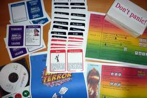 'Terrorbull Games' Provides Satirical Commentary on Issues Around the World