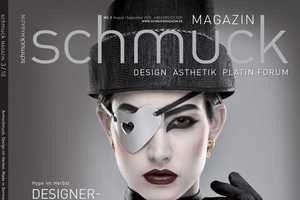 The Marietta Dallapozza SCHMUCK Magazine September 2010 Issue