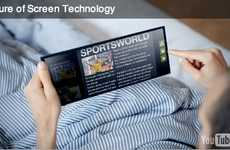 Paper-Thin Touchscreens