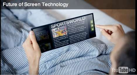 Future of Touchscreen