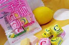 Anti-Aging Candies - Tirol 'Skin' Candy Taste Good and Will Help You Look Younger