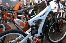 Motorized Mountain Bikes