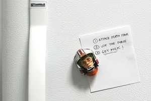 The Star Wars Real Mask Magnets Embrace Your Inner Geek