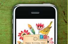 Artful Greeting Card Apps - The Cartolina iPhone App Brings Beautiful Artwork to your Phone