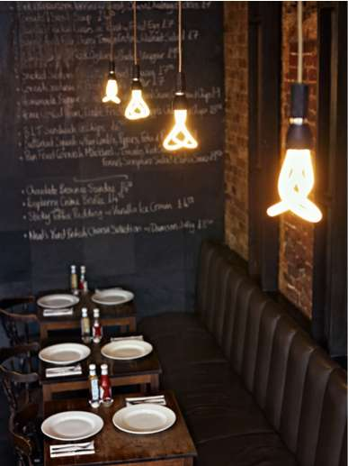 Hulger Plumen 001 Light Bulbs