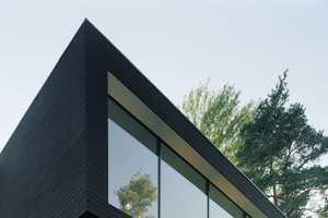 The Casa Barone by Widjedal Racki Bergerhoff Architects is Super Sleek