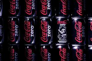Coca-Cola and Jun Takahashi Collaborate for 'Zero Makes Noise'