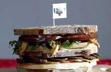 Millionaire Sandwiches