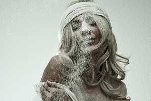 'From Dust' by Ernst H. Schwendinger Looks Frozen