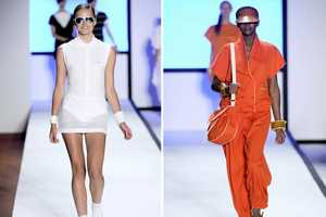 Lacoste Spring 2011 Collection at NY Fashion Week Screams Summ